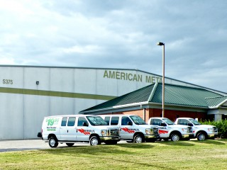 American Metal Sales Self-storage