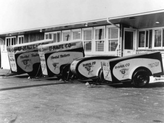 The Evolution of U-Haul Trailers