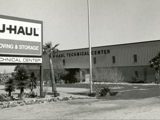 U-Haul Technical Center and Test Track