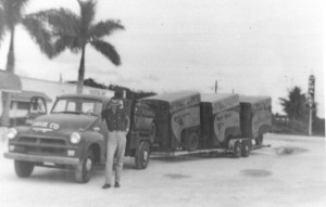 Logan Frank first trailer load 9_10_1955