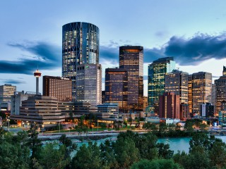 Canadian Destination No. 1: Calgary Runs Roughshod over Competition