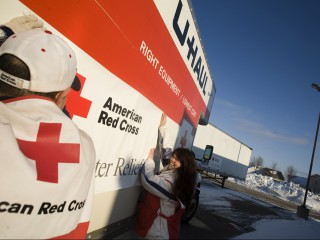 U-Haul Partners with American Red Cross as a Disaster Responder