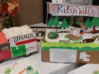 Ridgefield Students Celebrate U-Haul with Art Projects, Prizes