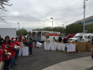 U-Haul helps deliver Operation Santa Claus