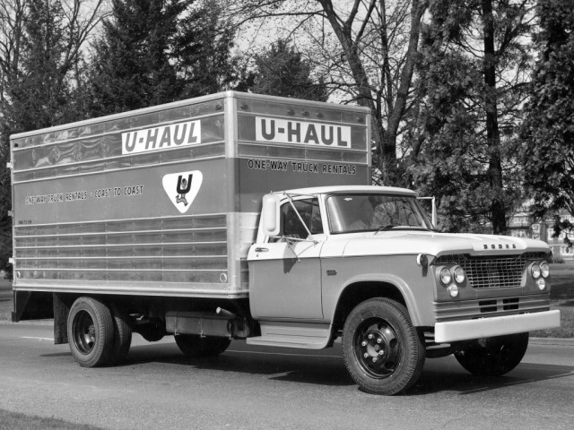 The Evolution of U-Haul Trucks