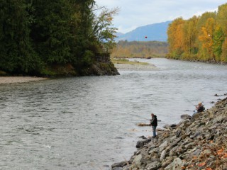 Chilliwack, which has great freshwater fishing, is the U-Haul No. 2 Canadian Growth City for 2015.