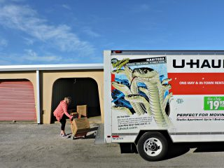 Flood Relief: 30 Days Free U-Haul Self-Storage in San Antonio