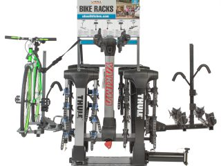Bike Rack Main Display