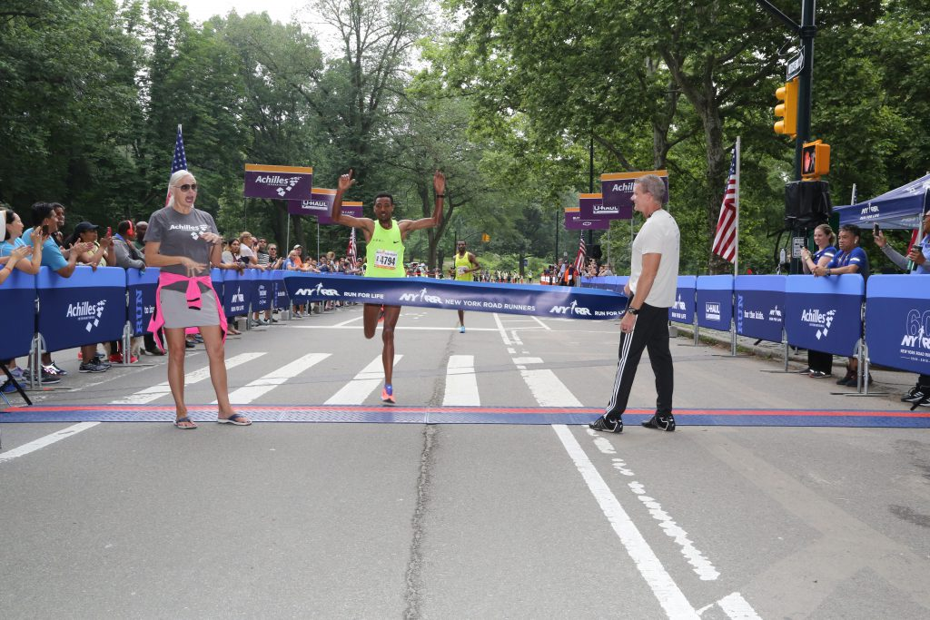 Hope and Possibility Finish Line