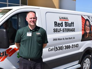 U-Haul of Red Bluff is offering 30 days of free self-storage to evacuees of the Camp Fire in Northern California