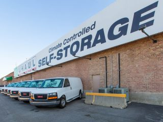 U-Haul Company of Illinois is offering 30 days of free self-storage and U-Box container usage at six facilities after a destructive tornado blew through central Illinois on Saturday evening.