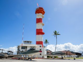 Donation from Shoen Family to Restore Ford Island Control Tower