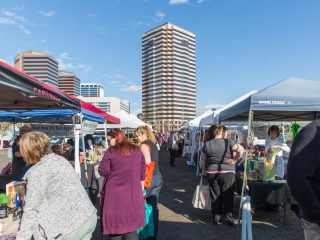 Midtown Farmers Market Returns to U-Haul Campus in Phoenix