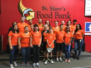 Feeding Phoenix: St. Mary's Receives Helping Hand from U-Haul