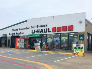 North Dallas Tornado: U-Haul Offers 30 Days Free Self-Storage to Victims