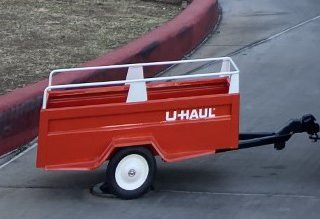 U-Hail trailer gifted to PCH