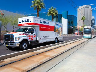 U-Haul Names Top Growth States of 2019