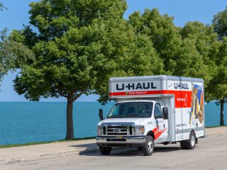 U-Haul Growth States 2019