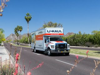 LAS VEGAS is U-Haul No. 2 Destination City for 2019