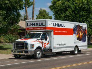 HOUSTON is U-Haul No. 1 Destination City for 2019