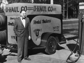 "WWII Veterans Remembered: U-Haul Honors American Innovator and Co-Founder L.S. ""Sam"" Shoen"