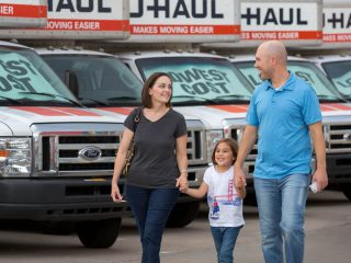U-Haul Names Top 50 Growth States of 2020